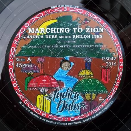 Indica Dubs meets Shiloh Ites - Marching To Zion