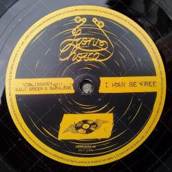 Violinbwoy feat. Kali Green & Saralène - I Man Be Free