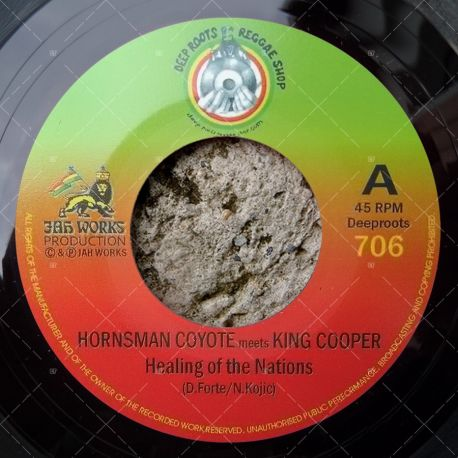Hornsman Coyote meets King Cooper - Healing Of The Nations