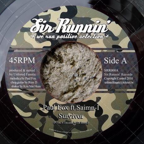 Paul Fox feat. Saimn-I - Survivor