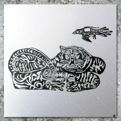 ASLP003 Steppas Records (Double LP)
