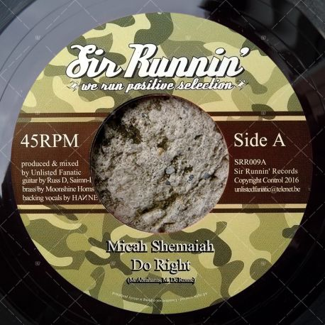 Micah Shemaiah - Do Right