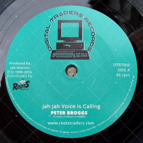 Peter Broggs - Jah Jah Voice Is Calling