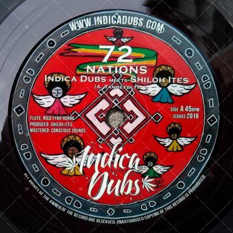 Indica Dubs meets Shiloh Ites - 72 Nations