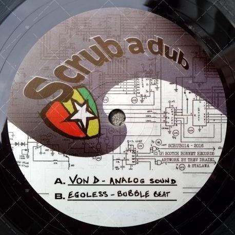 Von D - Analog Sound / Egoless - Bubble Beat