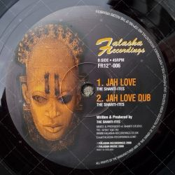 The Shanti-Ites - Jah Love
