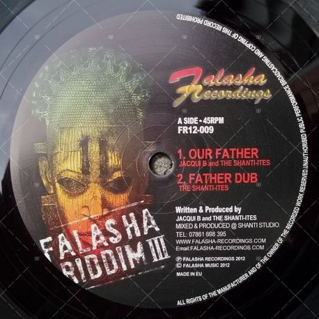 Jacqui B & The Shanti-Ites - Our Father