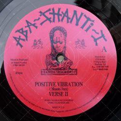Aba Shanti I - Positive Vibration