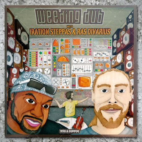 """WD003 Wise & Dubwise Recordings (12"""")"""