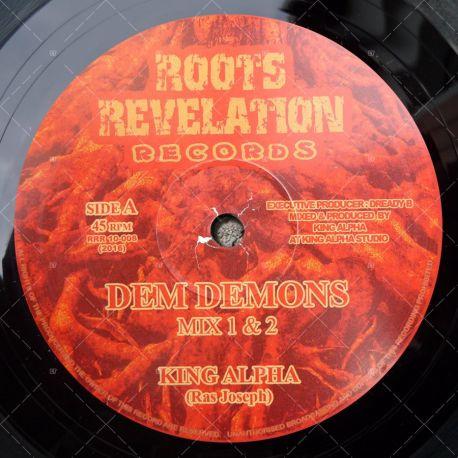 King Alpha - Dem Demons
