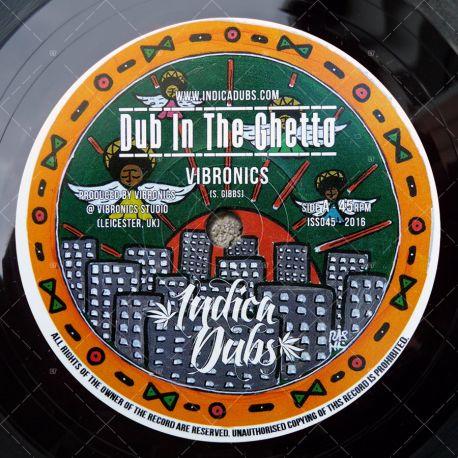 Vibronics - Dub In The Ghetto