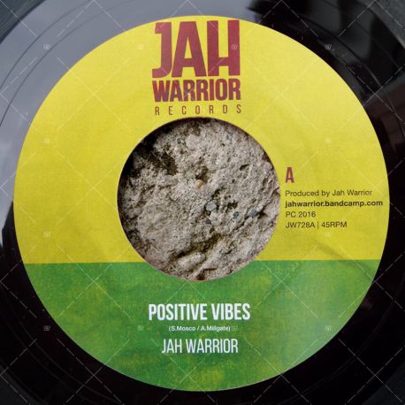Jah Warrior - Positive Vibes