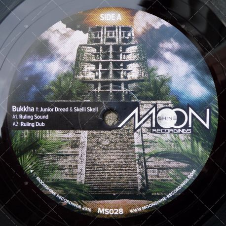 Bukkha feat. Junior Dread & Skelli Skell - Rulling Sound