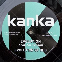 Kanka feat. Sr. Wilson - Evolution
