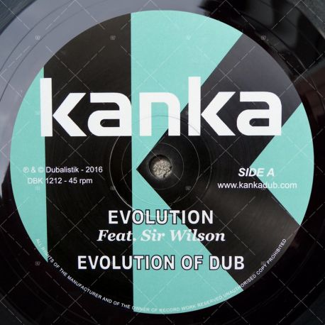 Kanka feat. Sr. Wilson - Evolution