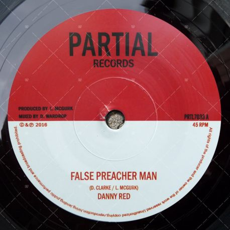 Danny Red - False Preacher Man