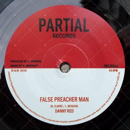 Danny Red - False Preacher Man