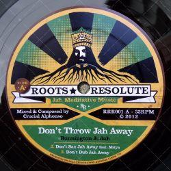 Bunnington Judah - Don't Throw Jah Away