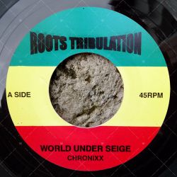 Chronixx - World Under Siege