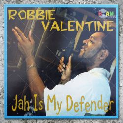 Robbie Valentine - Jah Is My Defender