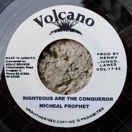 Michael Prophet - Righteous Are The Conqueror