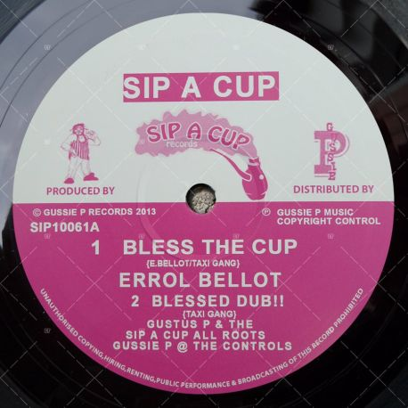 Errol Bellot - Bless The Cup