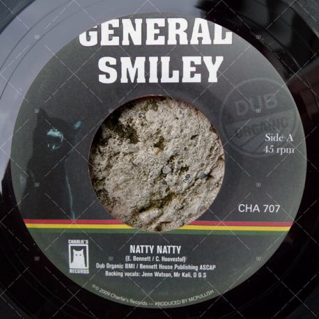 General Smiley - Natty Natty