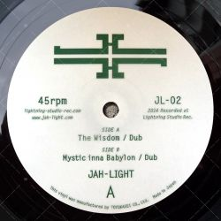 Jah Light - The Wisdom