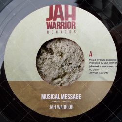 Lyrical Benjie - Jah Meekness / Who's Gonna Help?