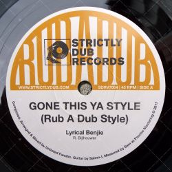 Lyrical Benjie - Gone This Ya Style