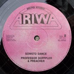 Professor Doppler & Preacher - Soweto Dance