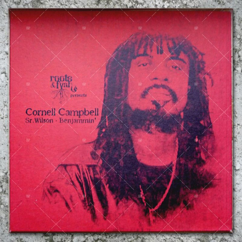 Cornell Campbell and The Aggrovators The Agrovators Gorgon - Version