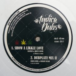 Dan Man & Shelly Rad - Show A Likkle Love