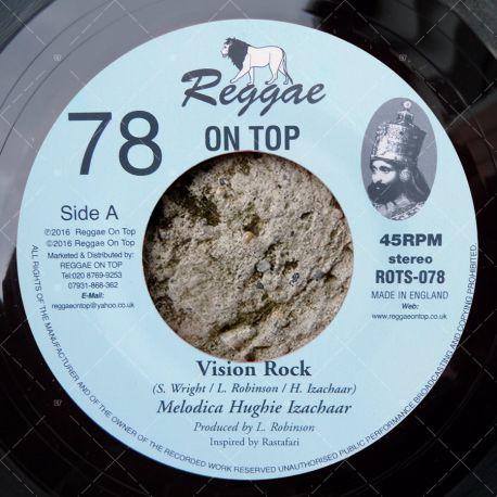 Hughie Izachaar - Vision Rock
