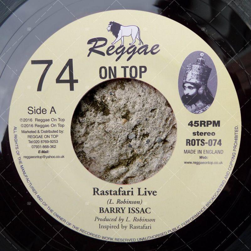 Barry Issac / Reggae On Top Allstars Reggae On Top All Stars One Good Thing