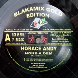 Horace Andy - None A Dem