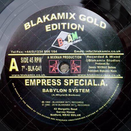 Empress Special A - Babylon System