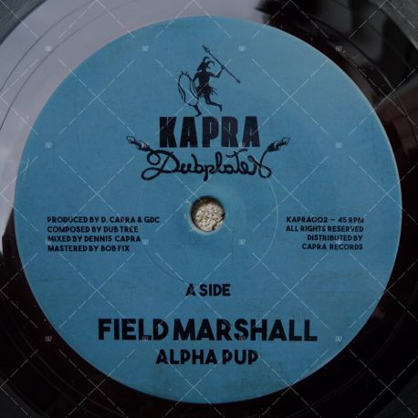 Alpha Pup - Field Marshall