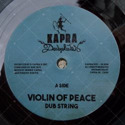 Dub String - Violin Of Peace