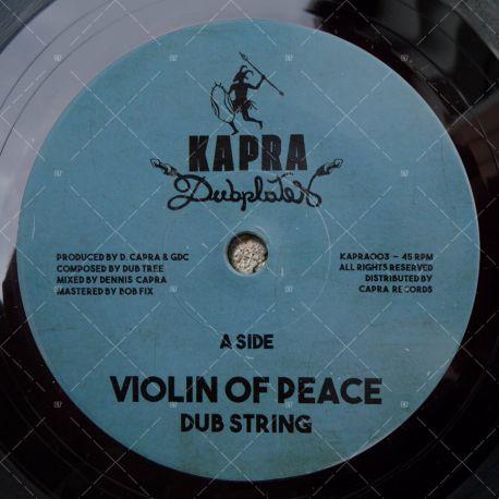 Dub String - Violin Of Peace