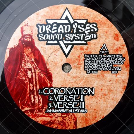 Jah Massive All Stars - Coronation