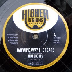 Mike Brooks - Jah Wipe Away The Tears