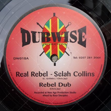 Selah Collins - Real Rebel
