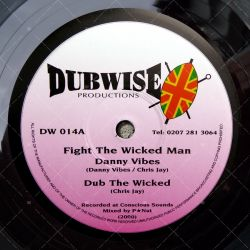 Danny Vibes - Fight The Wicked Man