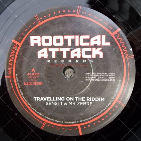 Sensi T & Mr Zebre - Travelling On The Riddim