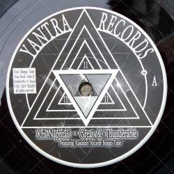 Kris Naphtali - Great & Thunderable