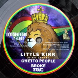 Little Kirk - Ghetto People