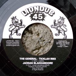 Jahdan Blakkamoore - The General (Ticklah Remix)