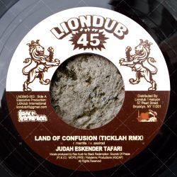 Judah Eskender Tafari - Land Of Confusion (Ticklah RMX)