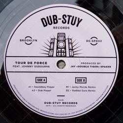 Tour De Force feat. Johnny Osbourne - Soundboy Prayer